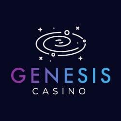 Genesis Casino 100% welcome bonus + 300 free spins on Starburst