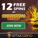 Emu Casino 12 free spins no deposit bonus – New Zealand & Australia