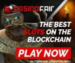 CasinoFair - best games on the Blockchain by FunFair!