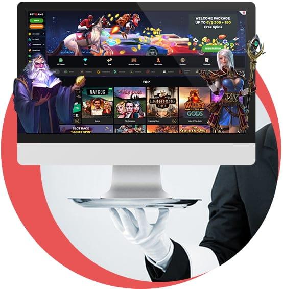 Betamo.com Casino Games and Software