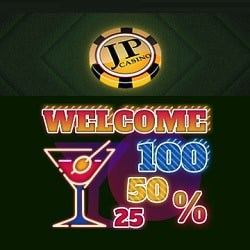 JP-Casino 100 free spins and $1,400 welcome bonus