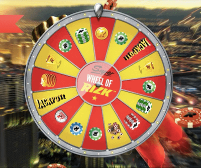 Wheel of Rizk free spins bonus