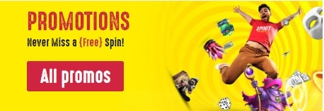 Spinit Casino bonus