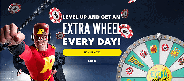 Extra Wheel Free Spins