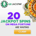 Sir Jackpot Casino | 275% up to €1000 bonus & 150 free spins | review
