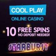 Cool Play Casino free spins