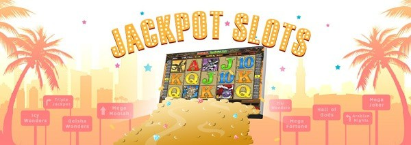 The Best Jackpot game slots in town