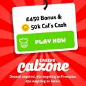 Casino Calzone – €450 free bonus and 150000 Cal's Cash & Free Spins
