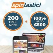 Spintastic Casino banner 250x250