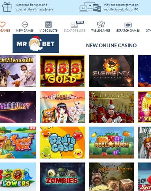 Mr.Bet Casino Review