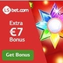 LSbet Casino 7 EUR free bonus plus 100% welcome bonus