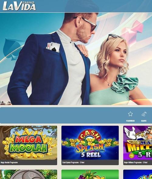 Casino La Vida review