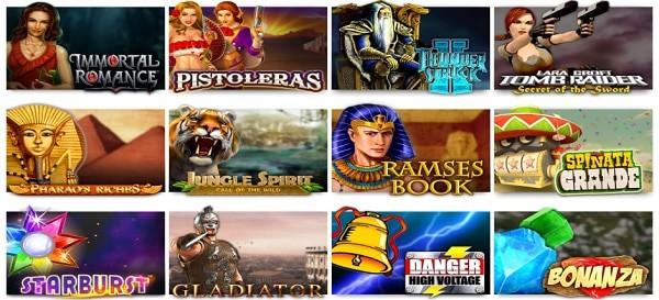 Casino Secret free games
