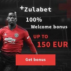 Zulabet Casino 200 free spins + €500 welcome bonus
