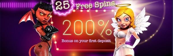 BondiBet Casino 25 free spins no deposit required!