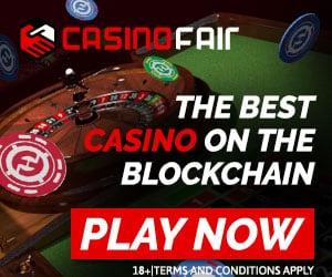 CasinoFair $30 (5,000 FUN) free bonus no deposit required