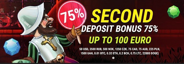 Fastpay Casino match bonus and free spins