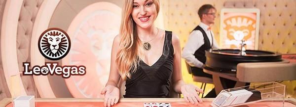 Leo Vegas Live Games