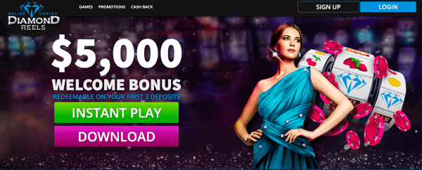 5000 USD and 50 Free Spins
