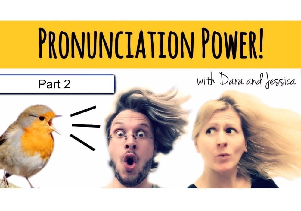 Pronunciation Power | Free Spirit English