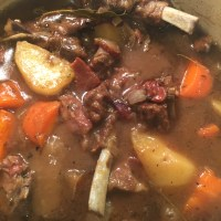 Irish Lamb Stew for St Patrick's Day
