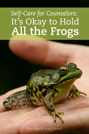 It's Okay to Hold All the Frogs