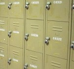 School_lockers, wikimedia commons