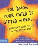 You Know Your Child is Gifted When free download © FSP