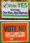 MN Marriage Amendment Lawn Signs
