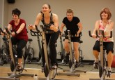 Spin Class royalty free