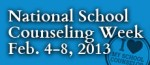 National School Counseling Week 2013