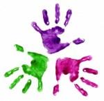 Paint Hand Prints