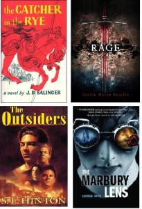 Dark YA Novels