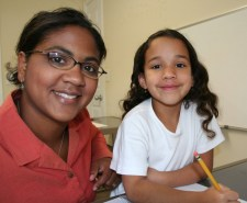 girl-and-teacher ©  rmarmion | Dreamstime.com.jpg