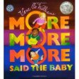 More More More Said the Baby book cover