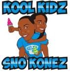 Kool Kidz sno konez truck logo