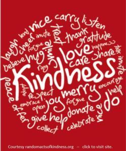 random acts of kindness art