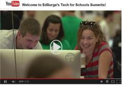 EdSurge Tech Summits Video Link