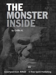 RAGE the monster inside c Free Spirit Publishing