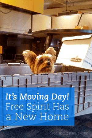 It's Moving Day! Free Spirit Has a New Home