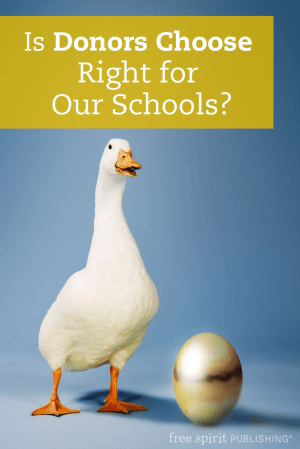 Is Donor's Choose Right for America's Schools?