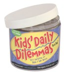 Kids' Daily Dilemmas In a Jar