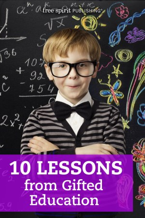 10 Lessons from Gifted Education