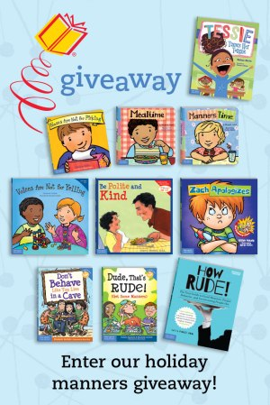 Holiday Manners Giveaway 2017