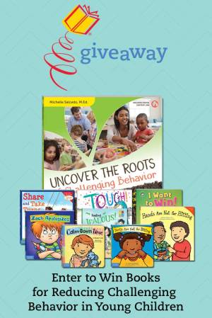 Enter to Win Books for Reducing Challenging Behavior in Young Children