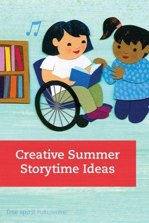Creative Summer Storytime Ideas