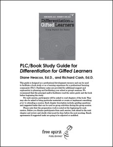PLC Differentiation for Gifted Learners