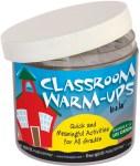 Classroom Warm ups Jar