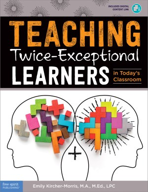 Teaching-Twice-Exceptional-Learners book cover image