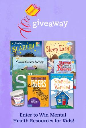 Enter to Win Mental Health Resources for Kids